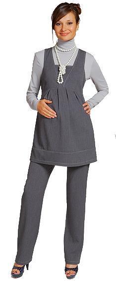 Стильная одежда одежда для беременных